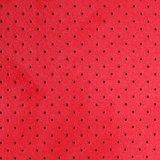 ウルトラスエードRX パンチング 赤色(レッド)