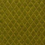 合皮 生地 ダイヤ柄 色ムラタイプ 緑色(グリーン)
