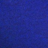 床材 生地 難燃 パンチカーペット 青色(ブルー)