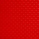 合皮 市松模様 生地 赤色(レッド)