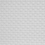 合皮 市松模様 生地 白色(ホワイト)